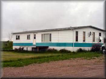 mobile home for sale, Oyen, AB